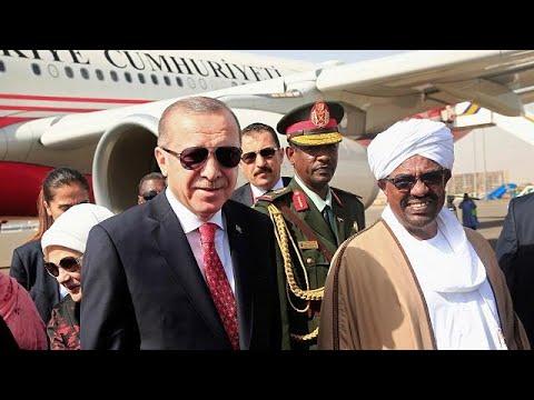 Ο Ερντογάν «επεκτείνεται» στην Αφρική