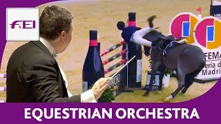 Equestrian Symphonic Orchestra - Jumping on the #RoadToRio