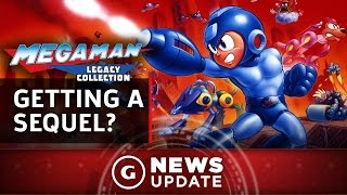 Mega Man Legacy Collection 2 Possibly Leaked - GS News Update by GameSpot