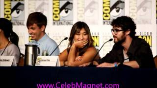 Glee Comic-Con Panel pt. 5/5: Darren Criss chats on success