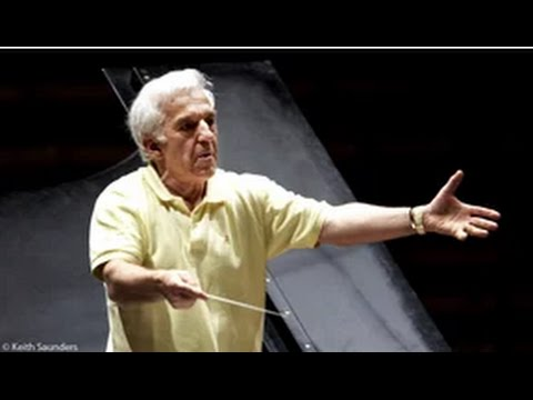 Vladimir Ashkenazy Interview