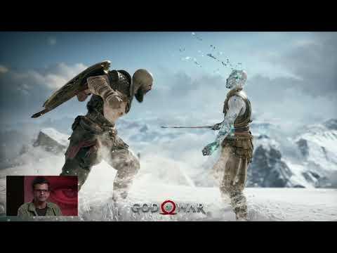 Photo Mode First Look PS4 de God of War