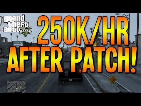 GTA 5 – How To Make MONEY ONLINE! ($250k + AN HOUR!) – AFTER PATCH