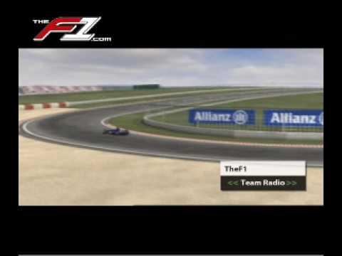 Vuelta virtual al Circuito de Estambul