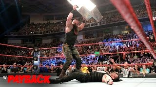 Nonton Roman Reigns vs. Braun Strowman: WWE Payback 2017 (WWE Network Exclusive) Film Subtitle Indonesia Streaming Movie Download