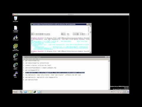 ¿Cómo instalar ESXi en memoria con VMware Auto Deploy? Parte II