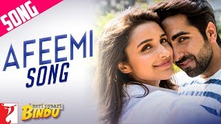 Nonton Afeemi Song   Meri Pyaari Bindu   Ayushmann   Parineeti   Jigar   Sanah Film Subtitle Indonesia Streaming Movie Download