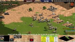 4vs4 Random | GameTV vs Hà Nội | Ngày: 09-05-2018. BLV: Gman