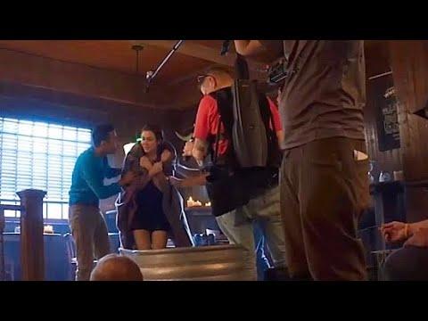 "Wynonna Earp - Behind The Scene - 4x06 ""Holy War part 2"""