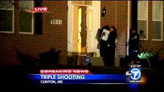 Clinton (MD) United States  city photos gallery : Triple shooting in Clinton, Md.