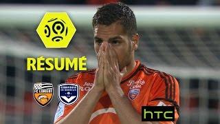Video FC Lorient - Girondins de Bordeaux (1-1)  - Résumé - (FCL - GdB) / 2016-17 MP3, 3GP, MP4, WEBM, AVI, FLV Juni 2017