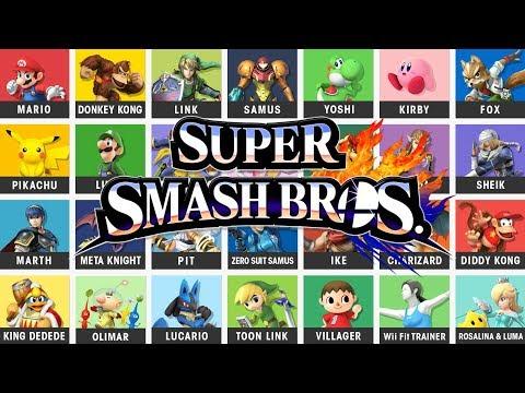 Semi Finals & FINALS Super Smash Bros Ultimate. Invitational 2018 (Nintendo Switch) E3 2018