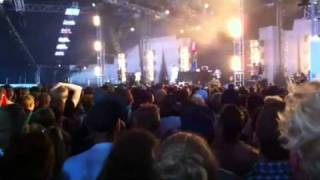 Odd Future Get's kicked out of Roskilde Festival 2011