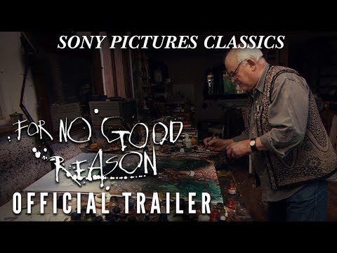 For No Good Reason (Official Trailer)