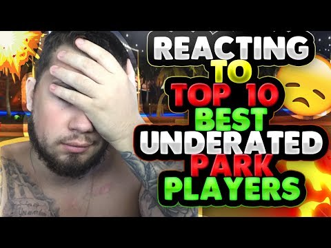 NBA 2K17 TOP UNDERRATED PARK PLAYERS REACTION !!!!