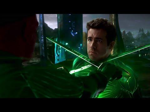 Hal Jordan vs Sinestro | Green Lantern [Extended Cut]