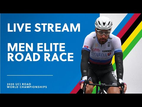 Live - Men Elite Road Race - 2020 UCI Road World Championships, Imola - Emilia Romagna, Italy