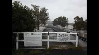 Gundagai Australia  city photo : FLOODING - GUNDAGAI NSW AUSTRALIA 3 March 2012 by