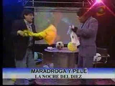 El Especial del Humor - Parodía de Maradona y Pelé juntos