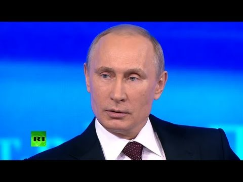 Putin on Kiev op: Tanks, jets against own people?! Are they out of their minds?!