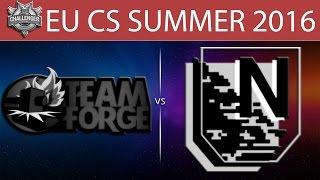 Forge vs Nerv, game 1