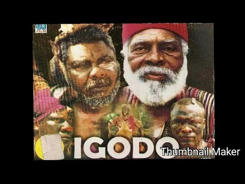 IGODO  [THE LAND OF THE LIVING DEAD]