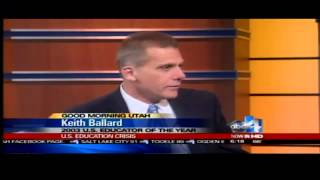 Ballard (UT) United States  City new picture : Keith Ballard on Channel 4