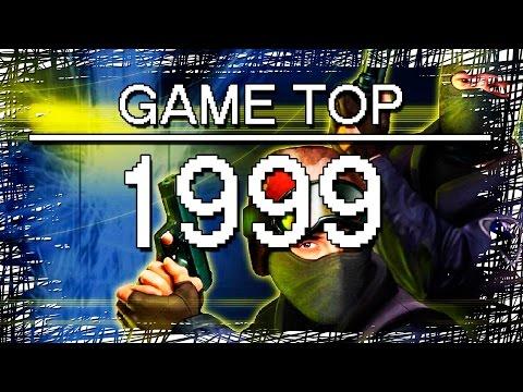 GAME TOP - 1999 год. Лучшие игры по версии HighLevel.