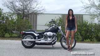 5. Used 2007 Harley Davidson Softail Custom Motorcycles for sale - Plant City, FL
