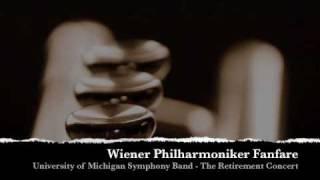 """Richard Strauss: """"Wiener Philharmoniker Fanfare"""""""