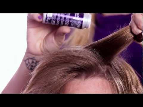 Modernes Haare stylen für Männer mit Volumenpuder