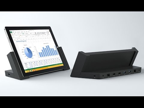 Review - Surface Pro 3 Docking Station