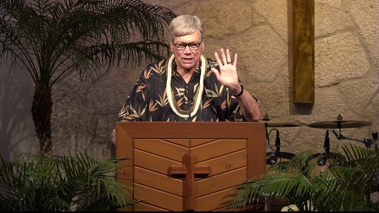 """Special Guest Speaker, Dr. Ed Hindson, """"The Believer's Exciting Future."""""""