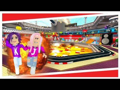 EGTV Arcade Arena Battle! / Roblox: Ethan Gamer Minigames