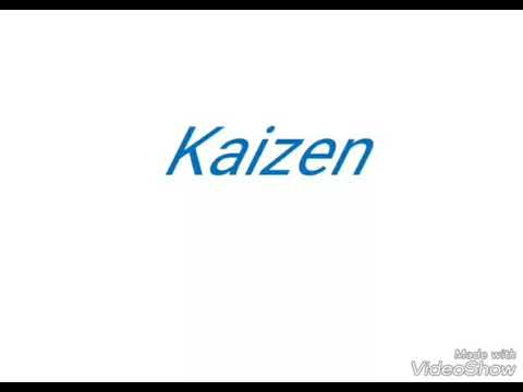 Kaizen  I  objectives of Kaizen  l  Continual Improvement.  l Teaching Spirit