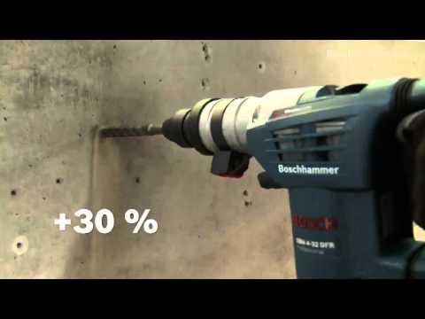 Bosch Bohrhammer-Set GBH 4-32 DFR, 900W mit Futter