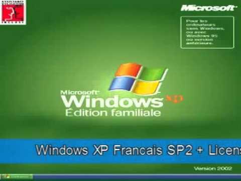 comment reparer windows xp sp2