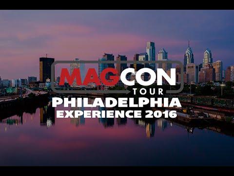 The MAGCON Philadelphia Experience 2016