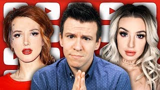 Video TanaCon Cancelled Disaster Explained, New Evidence Public, Bella Thorne, & Permit Patty MP3, 3GP, MP4, WEBM, AVI, FLV Juli 2018