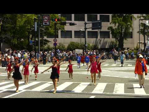 ザ・ティンクルキッズ/横浜市立平安小学校マーチングバンド 2014ザよこはまパレード
