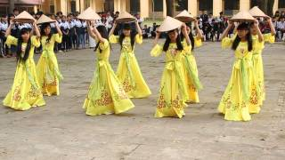 Múa Quê Tôi - Thùy Chi (a11-k36 THPT Hoài Đức B)