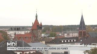 Haguenau France  city photo : SUIVEZ LE GUIDE : Haguenau, une ville en lisière de forêt