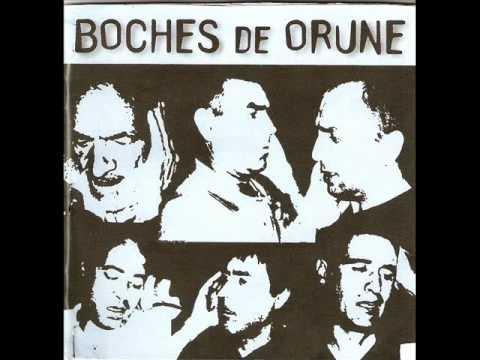 """Tenore de Orune """"Boches de Orune"""" a Muttos"""