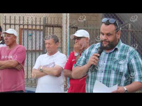 أختتام بطولة ليبيا للتنس والإسكواش