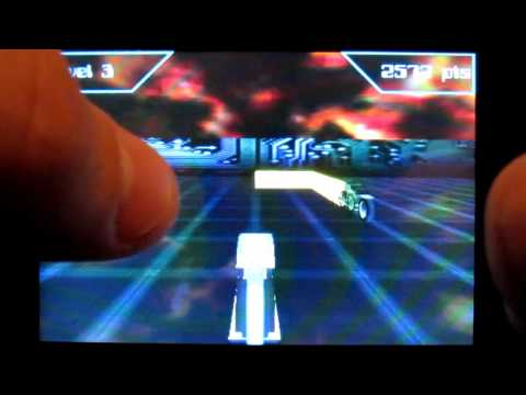 Video of Light Racer 3D