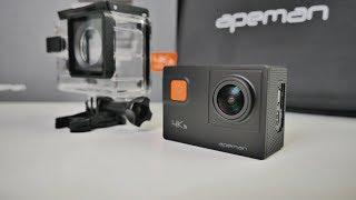 Video 2018 APEMAN A80 4K Sports Camera - 20MP - EIS MP3, 3GP, MP4, WEBM, AVI, FLV Juli 2018