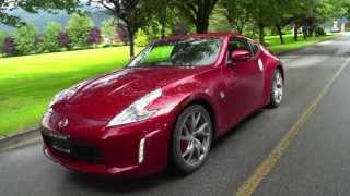 2013 Nissan 370Z Performance Car - Vancouver Test Drive - West Coast Nissan