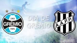 Saiba todas as informações do jogo deste domingo entre Grêmio e Ponte Preta, na Arena. → Inscreva-se no canal e faça parte...