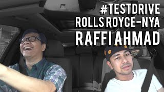 Video Armand Maulana | #TESTDRIVE ROLLS ROYCE NYA RAFFI AHMAD MP3, 3GP, MP4, WEBM, AVI, FLV Januari 2019