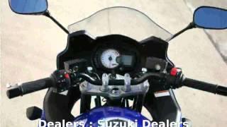 9. 2009 Suzuki GSX 650F -  Specs Dealers